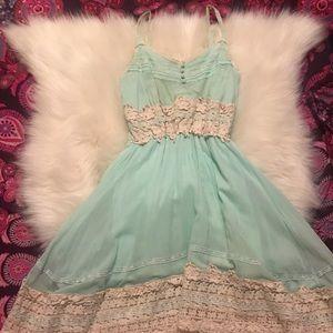 Chicwish vintage style sun dress